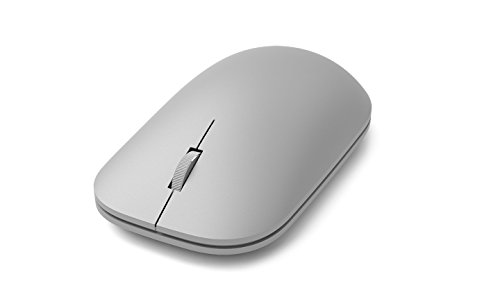 Microsoft Modern Mouse, Silver (ELH-00001)