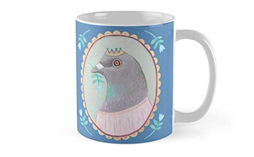 (Prince and Princess Pigeon Mug(One Size))