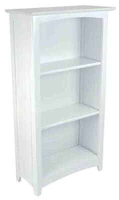KidKraft Avalon 3-Shelf Wood Bookcase