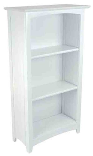 KidKraft Avalon Tall Bookshelf - White ()