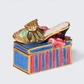 Department 56 Bejeweled Collection Shoe Jeweled - Bejeweled Department 56