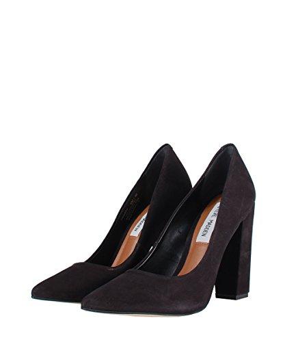 Steve Madden primpy Black Shoes–Zapatos con tacón negras negro