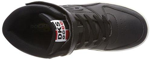 Sneakers Dockers Schwarz Basses Enfant 41el622 610100 Mixte by Noir 100 Gerli qPgrIw6P