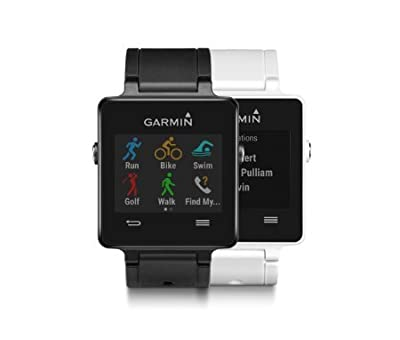 Garmin Vivoactive GPS Wireless Activity & Sleep Tracker Monitor Smartwatch