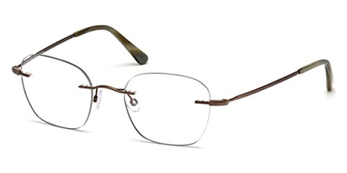Tom Ford FT 5341 018 Rimless Eyeglasses - Glasses Ford Rimless Tom