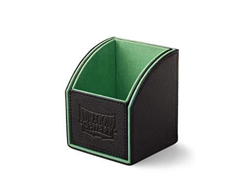 (Dragon Shield: Nest Deck Box - Black and Green)