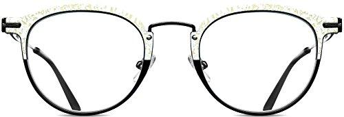 Matsuda M3059 black and white - Matsuda Eyewear