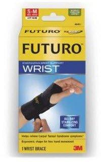 3M Consumer Health Care 48401EN Wrist Support Futuro Left Sm/Med 12/Ca