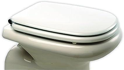 Bianco Bemis 3460CPT000 Tesi Sta-TITE Sedile Copriwater Dedicato