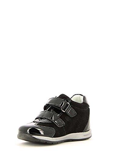 misu - Zapatillas de danza para mujer Negro negro, color Blanco, talla 39 1/3