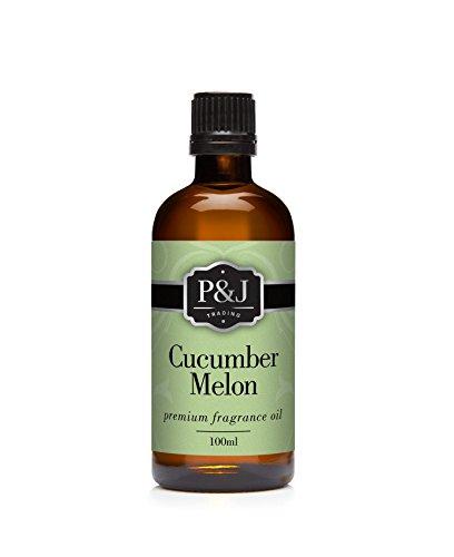 Cucumber Melon Fragrance Oil - Premium Grade Scented Oil - 100ml/3.3oz (Cucumber Conditioner Melon)