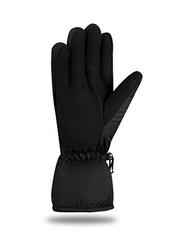 Women's Ski Gloves Snowboard Snowmobile Waterproof Windproof 3M Thinsulate Winter Warm Snow Cold Gloves