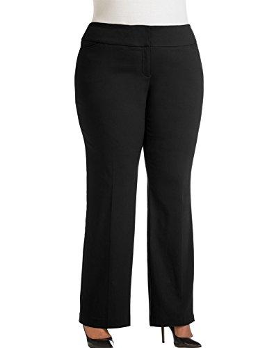 Just Pantalón My Negro Mujer Para Size 4fFqn4H