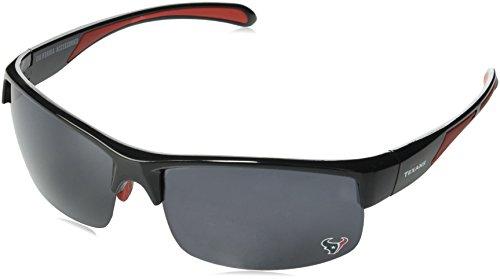 (NFL Houston Texans Sport Blade Polarized Sunglasses)