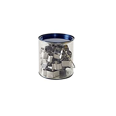 Nordic Ware 15-Piece Bucket of Cutters Set, Metal