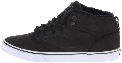 GLOBE Skateboard Shoes MOTLEY MID Black Fur