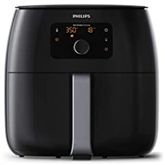 Air is the new oil and now with the Philips xxl Air fryer you can make delicious fried food with up to 90% less fat!* when it comes to frying food at home, we all love the crispy flavor – but not the extra fat! Philips Air fryer xxl uses powe...