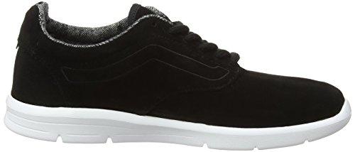 Vans Unisex ISO 1,5 Decke Weave Running Sneaker Tweed Punkte Schwarz / True