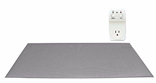 Smart Caregiver Light with Cordless Floor Mat