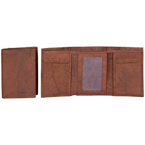 Ben Sherman Men's Tri-fold Wallet