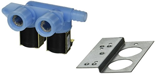 Whirlpool Washer Water Valve - 285805 Water Valve - 120 VAC Washer Inlet Valve Kit - Will work with Whirlpool, Maytag, Alliance, Electrolux, GE, Kenmore, Amana, Admiral, Frigidaire