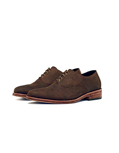 Nisolo Men's Calano Leather Lace Up Oxford