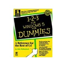 1-2-3 For Windows 5 for Dummies Quick Reference