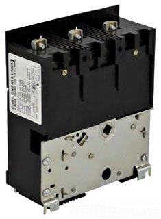 SCHNEIDER ELECTRIC Disconnect SW 600-Vac 30-Amp D10 Door Mounte D10S1H 600VAC 30A by Schneider Electric