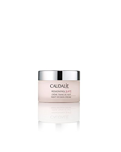 (Caudalie Resveratrol Lift Night Infusion Cream, 1.7 Ounce)