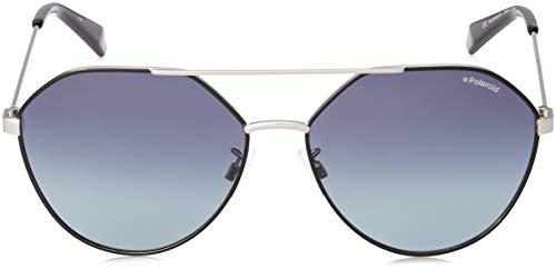 Wl Occhiali Silver Polarizzato 6059 Sunglasses Nero Fs 284 Sole Pld Da Polaroid aw1qd00