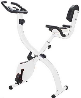 Bicicleta estática Vi-trek plegable/portátil con pulsómetro ...