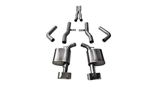 Exhaust (Dodge Challenger R/T SCAT PACK) ()