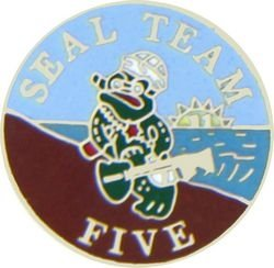 navy seal button - 5