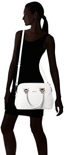 Shopping bag DONNA LIU JO N17083E0087 PRIMAVERA/ESTATE Blanco