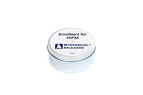 - Emollient Balm for IAFM and IASTM by Myofascial Releaser - Lubrication for Manual and Instrument Assisted Massage Techniques, Myofascial Release; Made from natural ingredients