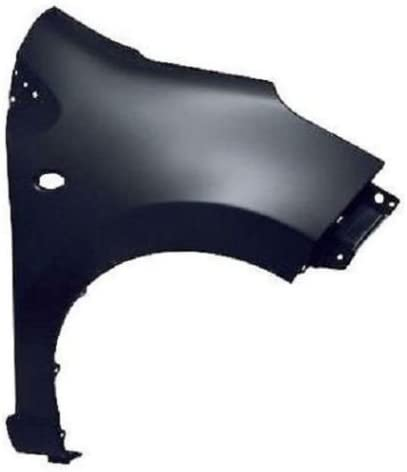 2009-2015 Front Wing Primed With Indicator Hole Driver Side Compatible With Pixo 2009-2013 Trade Vehicle Parts DS5041