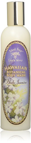 Island Soap & Candle Works Body Wash,