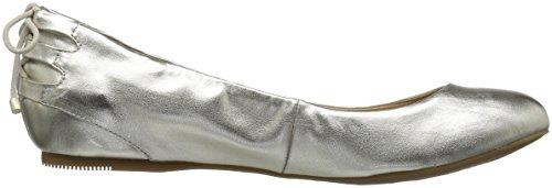Flache Schuhe Bandolino Platin Frauen Bandolino Frauen wxHIqtx