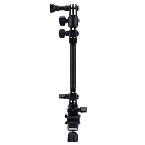 DaoAg for GoPro Hero7 Three Way Selfie Stick Foldable Sports