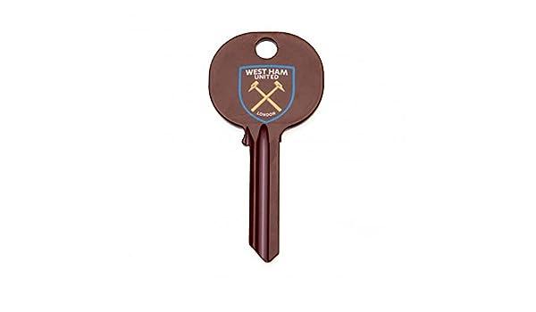 West Ham United F.C. Llavero, morado (morado) - TFS-29612 ...