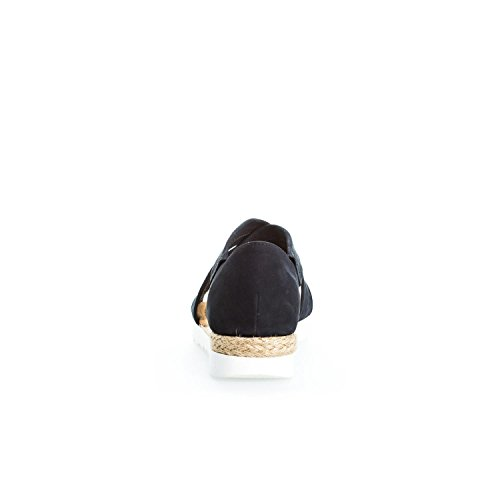 Shoes Sandales Ouvert Navy Comfort Bout Gabor Femme aqnSda
