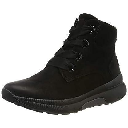 Gabor Shoes Women's Rollingsoft Ankle Boots, Black (Schwarz (Mel.) 47), 7 UK 1