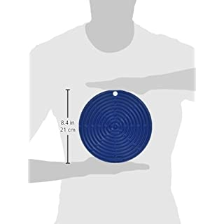 Le Creuset Silicone 8-Inch Round Cool Tool, Marseille