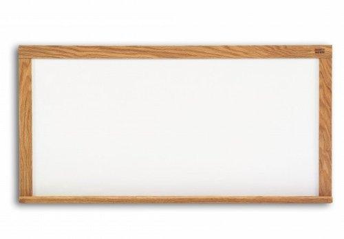Marsh Industries Mw-405-0000 Remarkaboard 48X60 Oak Wood Trim Markerboards - (60 Oak Wood Trim)