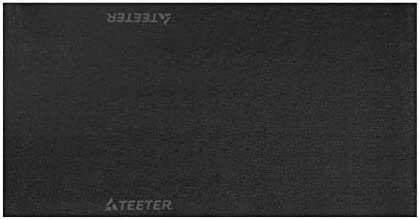 Teeter Heavy-Duty Equipment Mat for FreeStep Recumbent Cross Trainer, Power10 Rower and Exercise Equipment 56.5 x 29.5