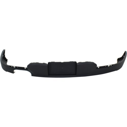 Rear Valance for FORD TAURUS 2010-2012 Bumper Extension Textured - CAPA