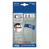 Neo G ITB Strap (876) with Medical Grade Silicone Insert for Vibration Dampening by Neo G