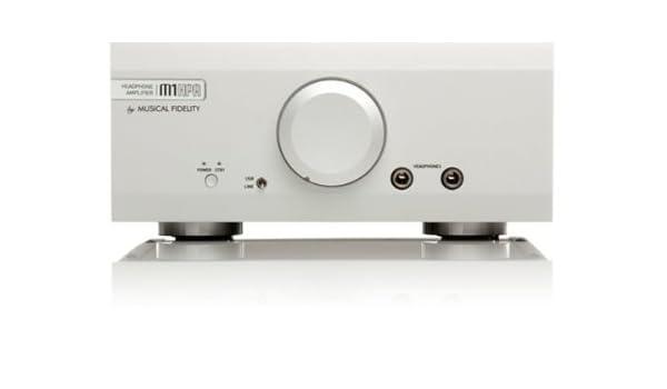 Plata Musical Fidelity M1 HPA amplificador del auricular: Amazon.es: Electrónica