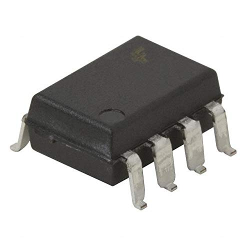 6N137SDM ON Semiconductor Isolators Pack of 1000 (6N137SDM)
