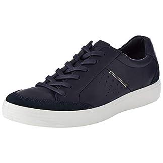 ECCO Herren Soft 7 Men's Sneaker, Blau (Navy/Night Sky 51313), 44 EU 6